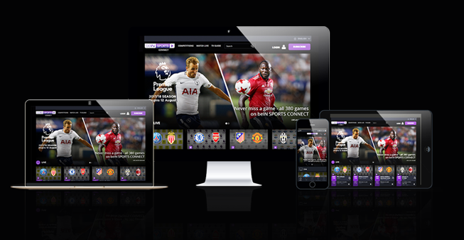 watch live football on all device